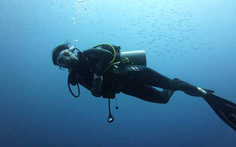 padi specialty peak performance buoyancy